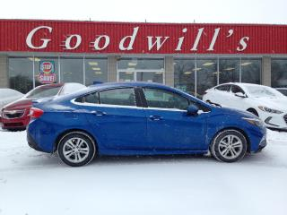 Used 2017 Chevrolet Cruze BLUETOOTH! REMOTE START! for sale in Aylmer, ON