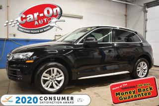 Used 2018 Audi Q5 QUATTRO | ONLY 53,000KM for sale in Ottawa, ON