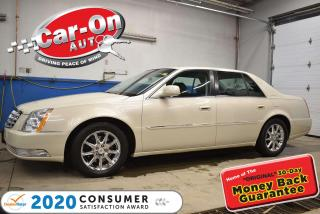 Used 2010 Cadillac DTS SHOWROM CONDITION !! Only 113,000 km for sale in Ottawa, ON