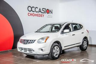 Used 2013 Nissan Rogue S+SIEGES CHAUFFANTS+A/C+GROUPE ÉLECTRIQUE for sale in Laval, QC