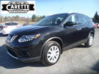Used 2016 Nissan Rogue AWD for sale in East broughton, QC
