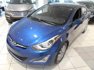 Used 2016 Hyundai Elantra SPORT ** CAMERA,TOIT,MAGS,IMBATTABLE ** for sale in Montréal, QC