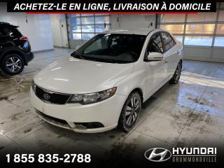 Used 2013 Kia Forte EX + A/C + MAGS + SIEGES CHAUFFANTS + WO for sale in Drummondville, QC