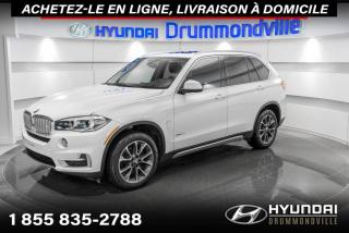 Used 2016 BMW X5 35I X-DRIVE+GARANTIE+NAVI+TOIT PANO+WOW! for sale in Drummondville, QC