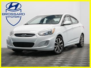 Used 2015 Hyundai Accent AUTO SE TOIT OUVRANT MAGS BLUETOOTH CRUISE for sale in Brossard, QC