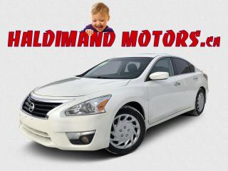 Used 2015 Nissan Altima SV for sale in Cayuga, ON