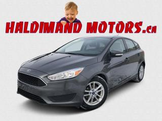 Used 2018 Ford Focus SE Hatch for sale in Cayuga, ON