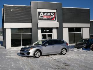 Used 2013 Subaru Impreza 2.0i AWD + BAS KILO + INSPECTÉ + FREINS NEUFS for sale in Sherbrooke, QC