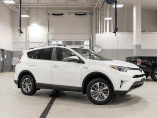 Used 2017 Toyota RAV4 Hybrid LE+ for sale in New Westminster, BC