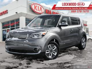 Used 2018 Kia Soul EV EV LUXURY W/ SUNROOF - ONE OWNER | CLEAN CARFAX for sale in Oakville, ON