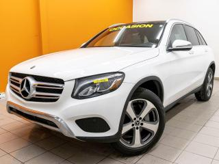 Used 2019 Mercedes-Benz GL-Class GLC 300 4MATIC ALERTES SÉCUR NAV CUIR *TOIT PANO* for sale in Mirabel, QC