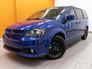 Used 2020 Dodge Grand Caravan GT STOW N GO CUIR NAV PORTES COULISS ÉLECT *DVD* for sale in Mirabel, QC