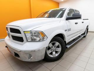 Used 2016 RAM 1500 OUTDOORSMAN CREW 4X4 CAMÉRA *SIÈGES /VOLANT CHAUF* for sale in Mirabel, QC