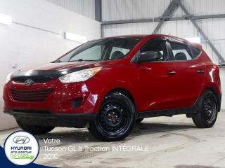Used 2010 Hyundai Tucson GL à Traction INTÉGRALE for sale in Val-David, QC