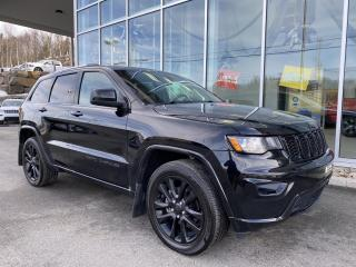 Used 2019 Jeep Grand Cherokee ALTITUDE , 4X4 , NAVIGATION , TOIT for sale in Ste-Agathe-des-Monts, QC