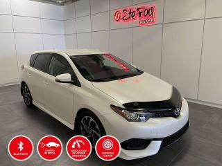 Used 2017 Toyota Corolla iM SIÈGES CHAUFFANTS for sale in Québec, QC