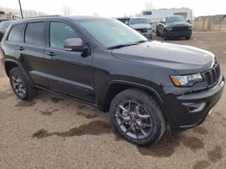 New 2021 Jeep Grand Cherokee 80th Anniversary Edition for sale in Medicine Hat, AB