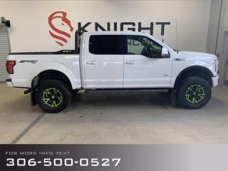 New 2015 Ford F-150 Lariat for sale in Moose Jaw, SK