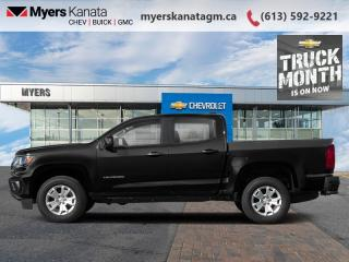 New 2021 Chevrolet Colorado Redline Special Edition for sale in Kanata, ON
