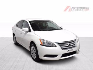 Used 2015 Nissan Sentra S Auto A/C Mags Sièges Chauffants Bluetooth for sale in Île-Perrot, QC