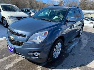 Used 2011 Chevrolet Equinox 2LT for sale in Peterborough, ON