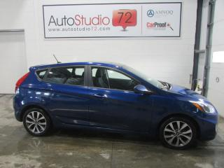 Used 2017 Hyundai Accent SE HB AUTOMATIQUE **MAGS**TOIT** for sale in Mirabel, QC