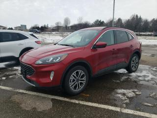 New 2021 Ford Escape SEL for sale in New Hamburg, ON