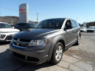 Used 2013 Dodge Journey *SE*FWD*4CYL*5 PASSAGER*CRUISE CONTROL*B for sale in Val-David, QC