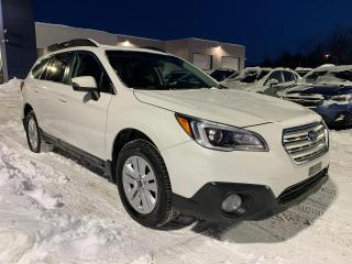 Used 2017 Subaru Outback Familiale 5 portes 2.5i Touring for sale in Victoriaville, QC