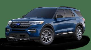 New 2021 Ford Explorer XLT for sale in Thornhill, ON
