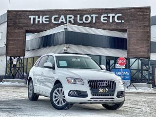 Used 2017 Audi Q5 2.0t Progressiv Awd for sale in Sudbury, ON
