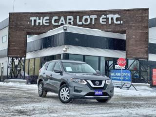 Used 2019 Nissan Rogue S AWD!!  Back-Up Camera!! Bluetooth!! for sale in Sudbury, ON