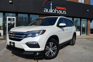 Used 2016 Honda Pilot EX-L W/ LEATHER & SUNROOF I AWD for sale in Concord, ON