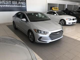 Used 2018 Hyundai Elantra GL AUTO MAGS CAMÉRA A/C CRUISE BT APPLE for sale in Dorval, QC