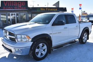 Used 2012 RAM 1500 SLT CRUISE CONTROL! REMOTE START! 4X4! for sale in Saskatoon, SK