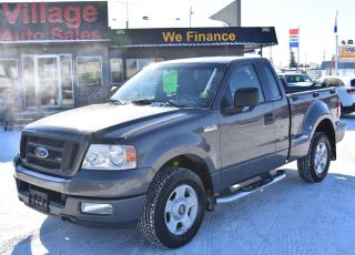 Used 2004 Ford F-150 STX CRUISE CONTROL! V8! AUTOMATIC! for sale in Saskatoon, SK