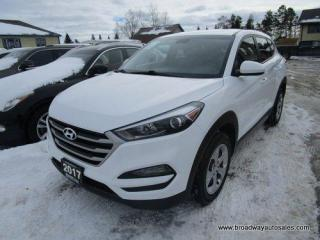 Used 2017 Hyundai Tucson GAS SAVING SE EDITION 5 PASSENGER 2.0L - DOHC.. HEATED SEATS.. BACK-UP CAMERA.. BLUETOOTH SYSTEM.. CD/AUX/USB INPUT.. KEYLESS ENTRY.. for sale in Bradford, ON