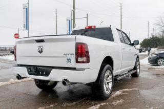 Used 2017 RAM 1500 Sport NAVI/LEATHER/SUNROOF/SIDE STEPS for sale in Concord, ON