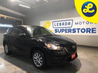 Used 2016 Mazda CX-5 AWD * Navigation *  2.5L Sky Activ * 17 Alloy Rims * 225/65/17 Winter Tires W/ Steel Rims *6 Speed Automatic * Push Button Start * Sport Mode * Elect for sale in Cambridge, ON