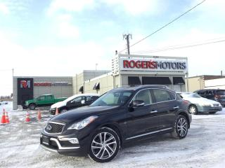 Used 2017 Infiniti QX50 2.99% Financing - AWD - NAVI - SUNROOF - 360 CAMERA for sale in Oakville, ON