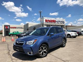 Used 2015 Subaru Forester 2.0XT AWD - NAVI - PANO ROOF - LEATHER for sale in Oakville, ON