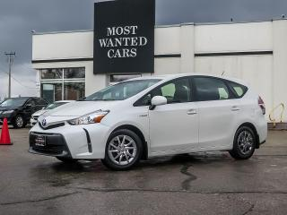 Used 2017 Toyota Prius V HB|LUXURY PACKAGE|NAV|CAMERA|TOUCHSCREEN|B/T for sale in Kitchener, ON