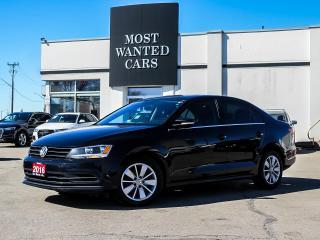 Used 2016 Volkswagen Jetta TRENDLINE|CAMERA|TOUCHSCREEN|17