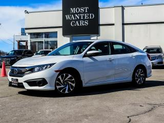 Used 2017 Honda Civic EX|SUNROOF|ALLOYS|CAMERA|HONDA LANE WATCH|REMOTE START for sale in Kitchener, ON