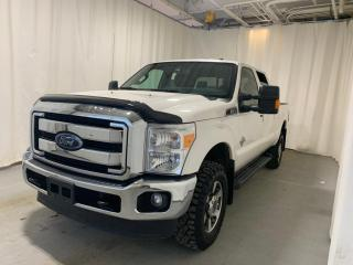 Used 2016 Ford F-350 Super Duty SRW Lariat for sale in Regina, SK