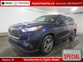 New 2021 Toyota Highlander XLE Save $1000 for sale in Regina, SK