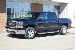 Used 2014 Chevrolet Silverado 1500 2LT 1500 LT Z71 - 4x4 V8 - CREW CAB for sale in Saskatoon, SK