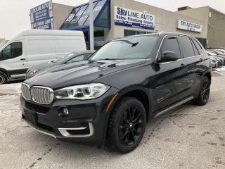 Used 2015 BMW X5 xDrive35i HEADS UP|NAVI|3D CAM|PANO ROOF for sale in Concord, ON