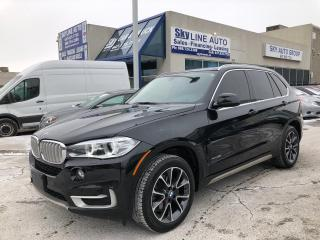 Used 2014 BMW X5 35i ACCIDENT FREE|NAVI|CAMERA|ALLOYS for sale in Concord, ON