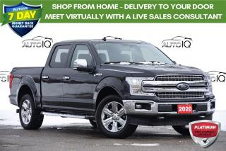 Used 2020 Ford F-150 Lariat 502A | 2.7L V6 | CHROME | MOONROOF for sale in Kitchener, ON
